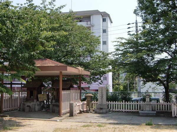 浪速神社2