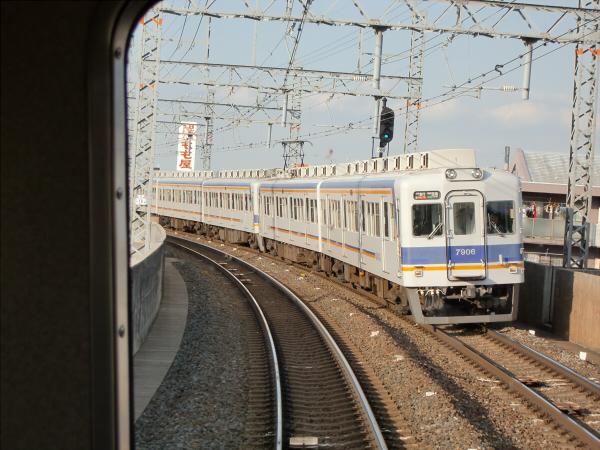 南海電車の写真3