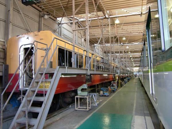 京阪寝屋川車両基地ファミリーレールフェア03