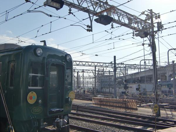 京阪寝屋川車両基地ファミリーレールフェア04