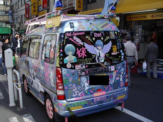日本橋のイタ車12
