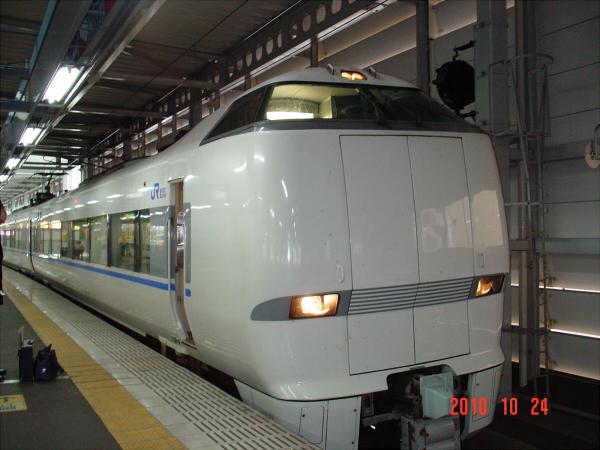 おかんの撮った電車の写真01