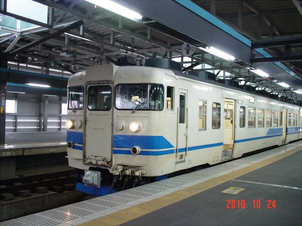 おかんの撮った電車の写真02