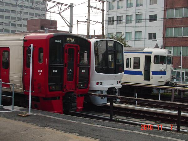おかんの撮った電車の写真05