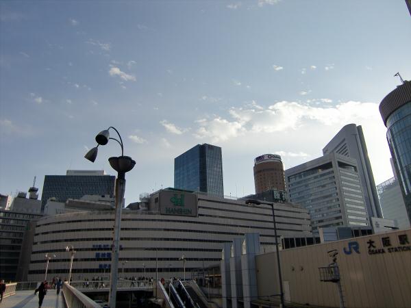 NEW大阪駅4