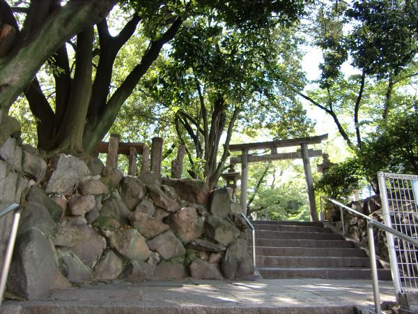 真田幸村縁の地三光神社の写真1