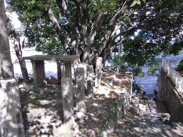 真田幸村縁の地三光神社の写真2
