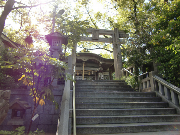 真田幸村縁の地三光神社の写真5