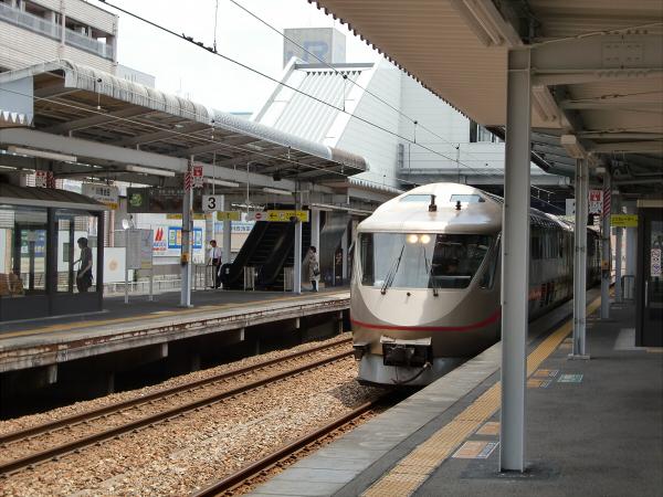 三田の永澤寺に行った時の電車の写真2