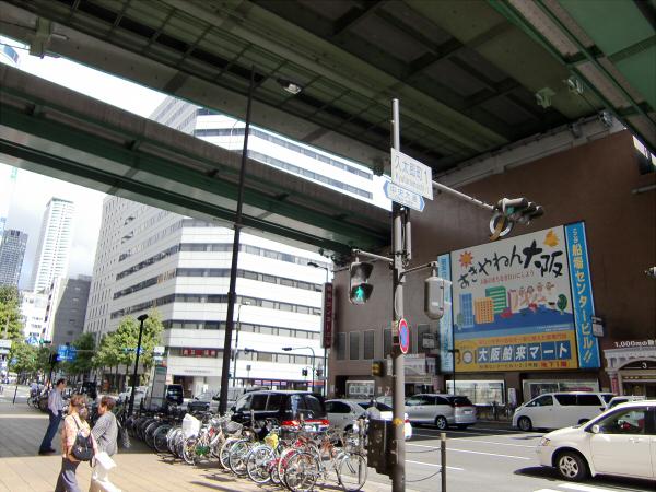 船場まつり・御堂筋kappo01