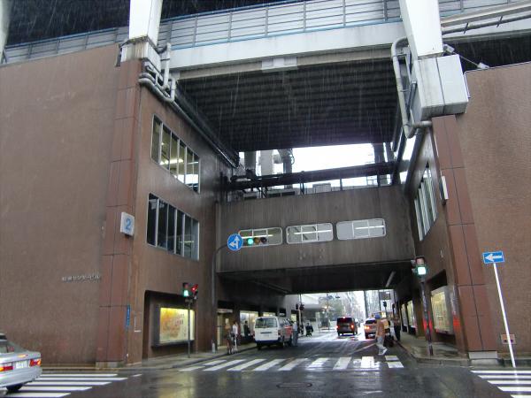 中央大通りの船場センタービル2
