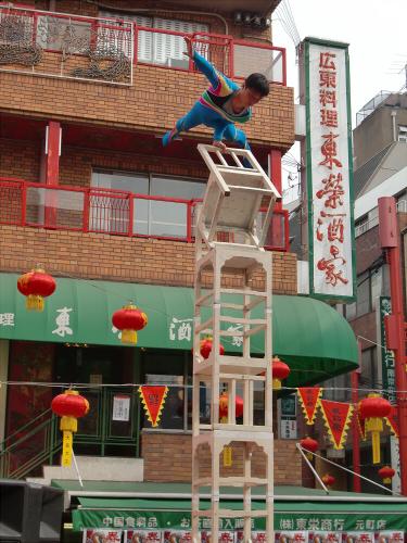 南京町春節祭2011-09