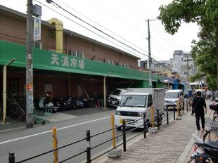 天満・天神橋筋周辺の風景写真6
