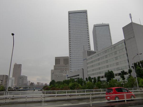 ツイン21・IMP・大阪城ホール周辺1