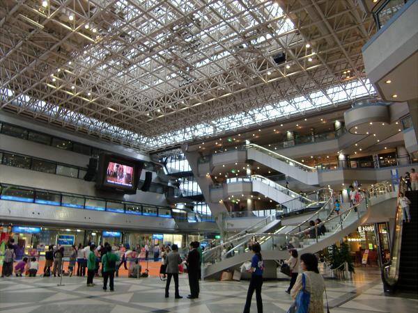 ツイン21・IMP・大阪城ホール周辺2