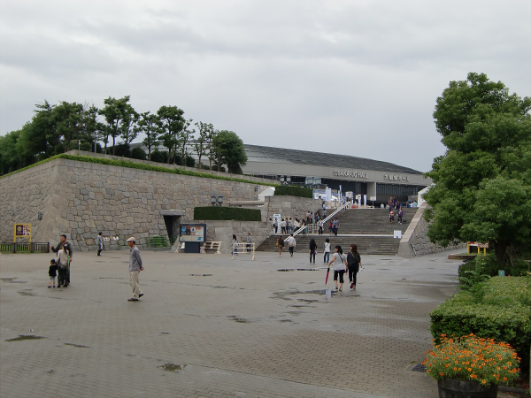 ツイン21・IMP・大阪城ホール周辺6