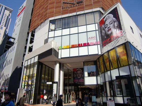 梅田茶屋町のジュンク堂書店06