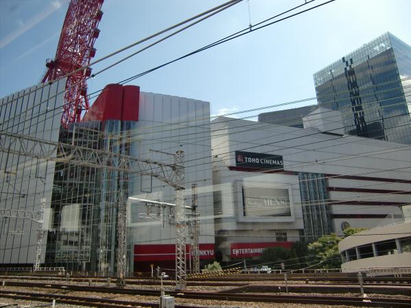 梅田(JR大阪)駅近辺リニューアル5