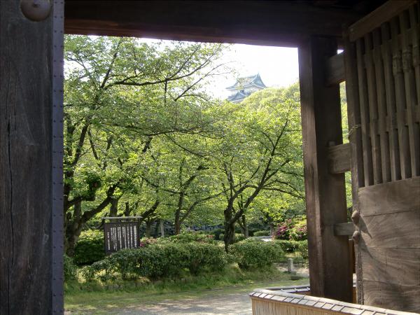 和歌山城でブラブラ散策1-1