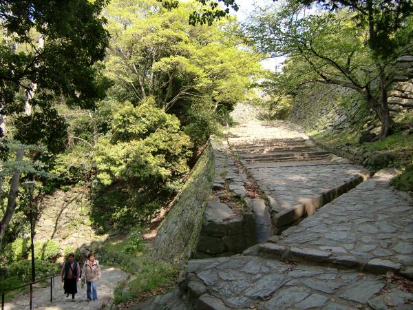 和歌山城でブラブラ散策1-5