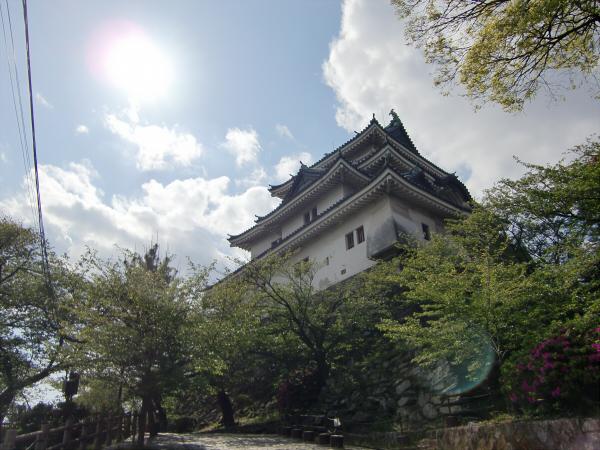 和歌山城でブラブラ散策1-6