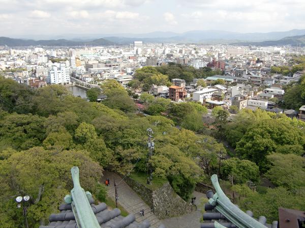 和歌山城でブラブラ散策した写真2-2