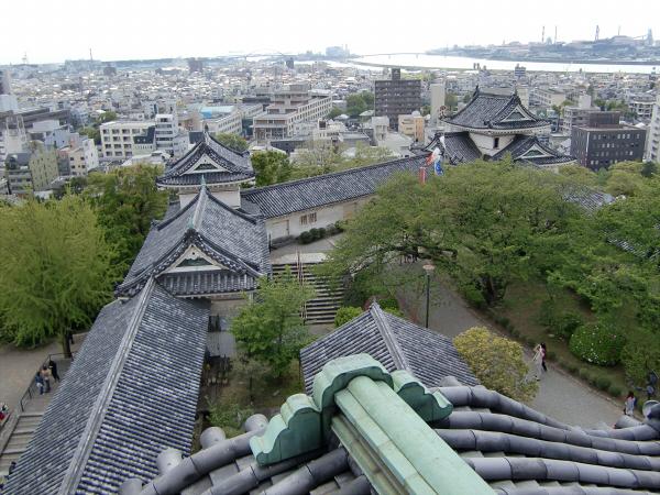 和歌山城でブラブラ散策した写真2-3