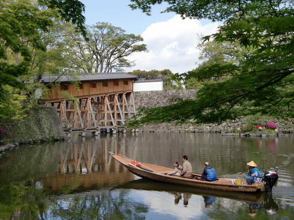 和歌山城でブラブラ散策した写真2-5