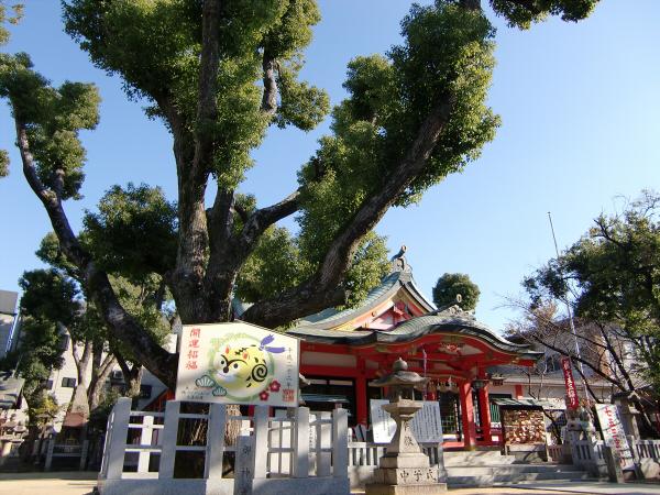 八尾近辺の神社など2