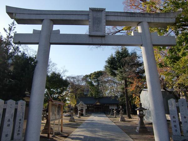 八尾近辺の神社など4