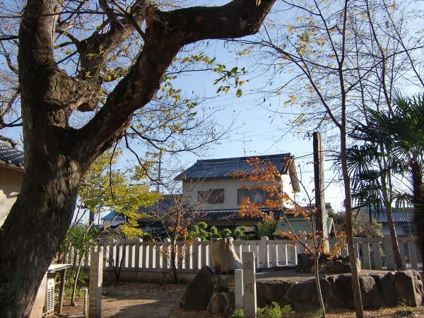 八尾近辺の神社など6