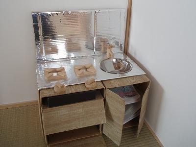 s-ミニチュアキッチン