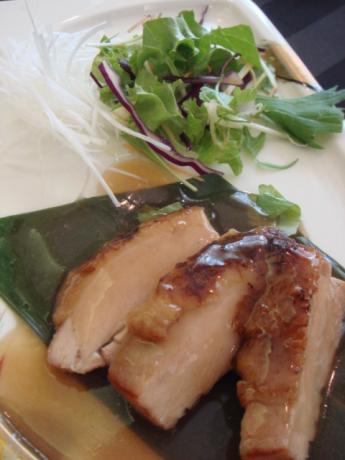 播州地鶏の香り山椒焼き