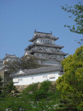 美しいお城!