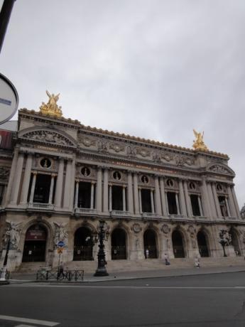 オペラ・ガルニエ!