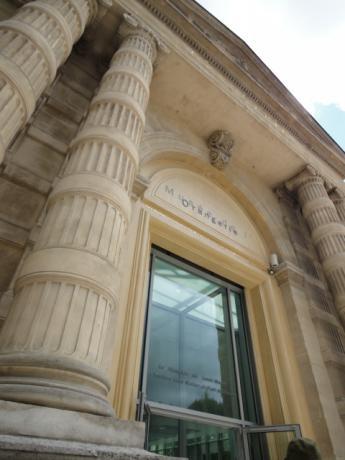 オランジュリー美術館!