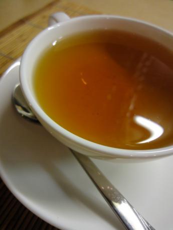 紅茶でほっこり!