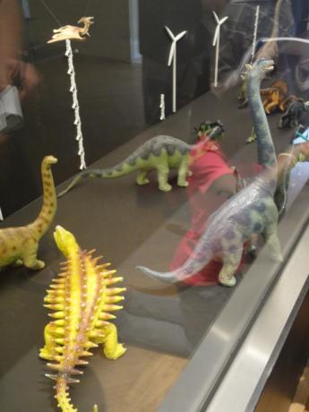 可愛い恐竜たち!