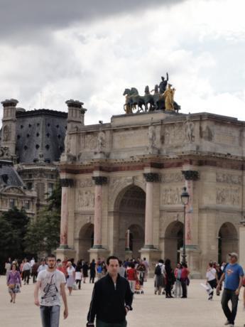カルーゼルの凱旋門