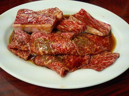 ロース&バラ肉