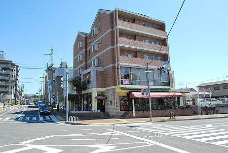 阪急御影の南側