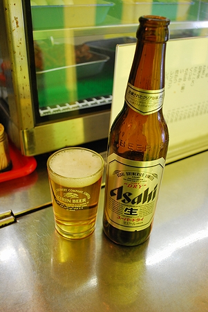 ビンビール(小)