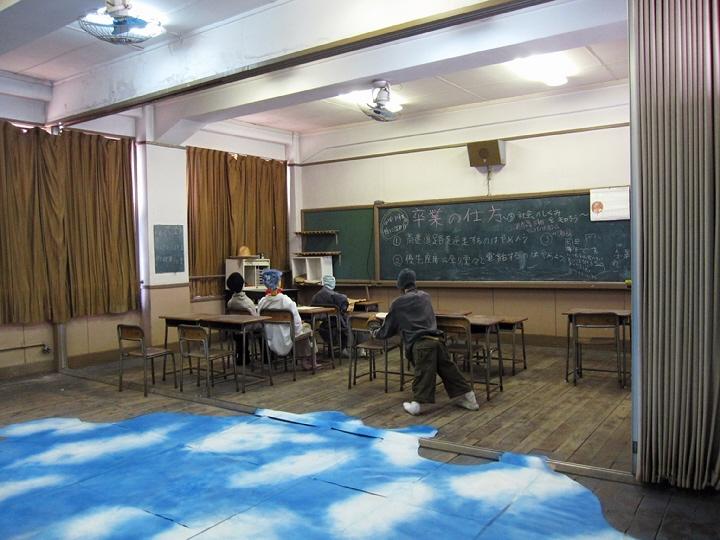 旧二葉小学校まちの文化祭 part2