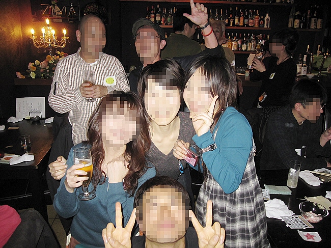 コナミアタック忘年会\(^o^)/