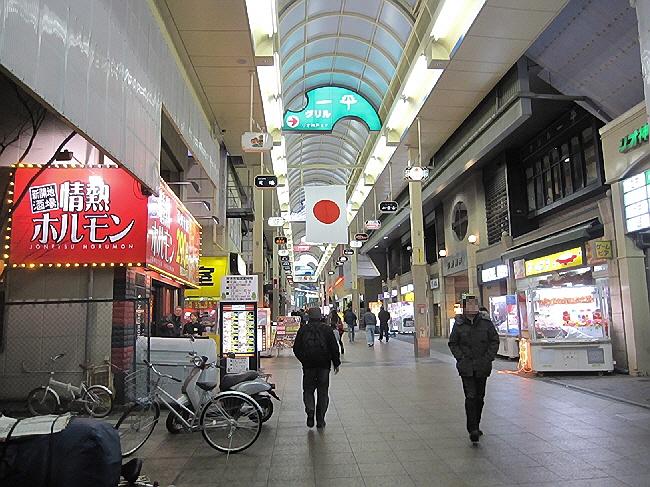 大晦日の商店街に行ってきました。(*^_^*)