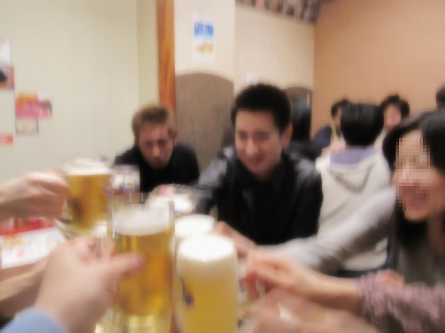 コナミ飲み会@南京町たじま屋