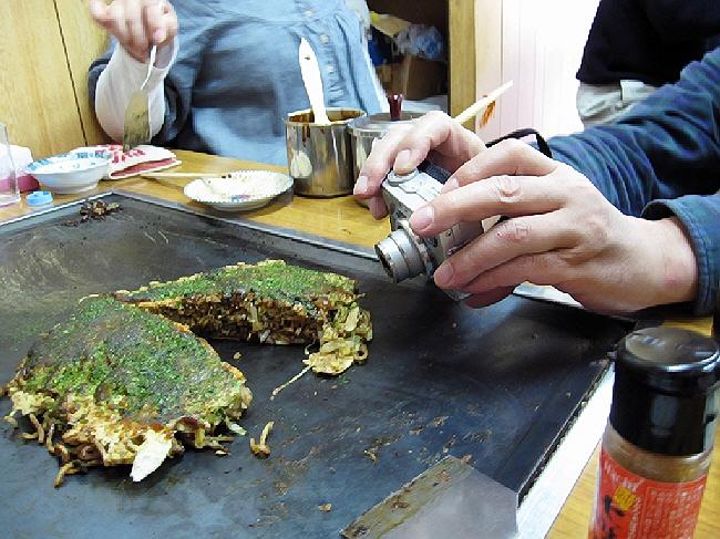 長田で『カキオコの会』→『新開地冬まつり』へ。ヽ(^o^)丿