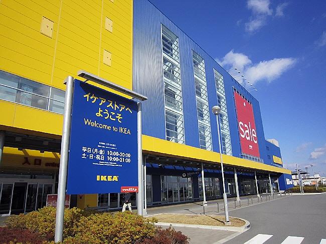 イケア神戸に行ってきました。(*^_^*)