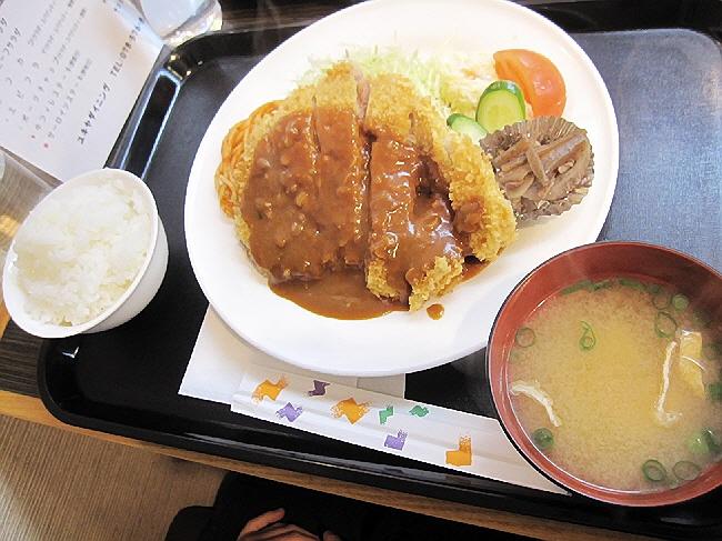 ユキヤダイニング・ランチ!(^^)!