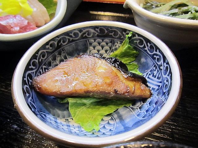 板宿の『柚の香』でお昼定食(^u^)